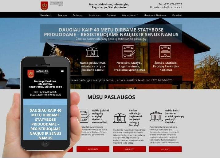 Namo Pridavimas, Infostatyba, Registracija, Statybos Teise