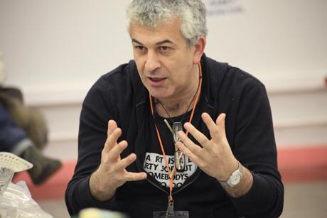 Леонид Славин: «Уровень дизайна не может быть выше визуальной грамотности населения»